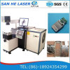 Soldadora de laser de YAG/soldadura automática con el explorador para el soldador del metal