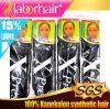Haar-Flechte 100% Kanekalon riesige Flechten-verlosen synthetische Haar-Extensions-Aktien 2016 Waren erhältliches Lbh 017