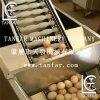 Automatisches Ei, das Maschine mit Unterlegscheibe bricht