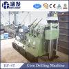 Grande angolo del pendio dell'impianto di perforazione di carotaggio del pozzo trivellato (HF-4T)