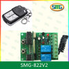 2-Channel rf Remote Control Transmitter Receiver Switch