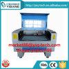 Máquina de grabado de cuero del laser del CNC del CO2 de la cortadora del laser de la perforación 9060