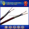 2X2.5mm2 isolamento de PVC e poliéster elétrico cabo de conexão elétrica fio