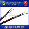 PVC 2X2.5mm2 и Polyester Insulation Electric Appliance Connection Cable Wire