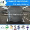 Protezione di estremità capa ellittica del tubo dell'acciaio inossidabile