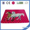 Polyester-fördernde farbenreiche Drucken-Vlies-Decke 100% (SSB0211)