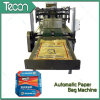 Automático que hace la máquina Bottom-Past Bolsa de papel