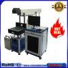 Máquina do &Engraver da marcação do laser da câmara de ar de vidro do CO2 para o anel acrílico