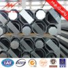 69kv Outdoor Octogonal 17m Galvanized Steel Electric Pole