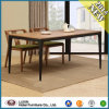2015 Nouveau modèle de table de salle à manger en acier