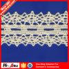 I prodotti caldi progettano il multi merletto per il cliente di Tulle del cotone di colore