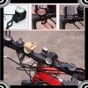 2015 POPPAS YZL864 impermeabilizan 600lm 1*T6 LED con el conjunto de la luz de la bicicleta de la batería 4*18650