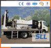 Piccolo (Screeding o espulsione) camion di spruzzatura termoplastico della marcatura