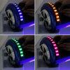 China 2 rodas Hoverboard com Bluetooth e luz do diodo emissor de luz