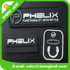 Kleidung Brand PVC Rubber 3D Patch