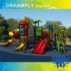 Patio al aire libre barato colorido brillante 2015 del almacén de China para los niños