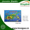 La Cipro Tin Plate Magnet per Souvenir (FMT 105)