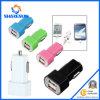 Ipa01115 se doblan cargador del coche del USB (1A y 2.1A hechos salir)