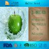 Белая кислота Кристл 99% Dl-Яблочнокислая для качества еды (No CAS: 617-48-1)