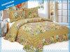 قطن لحاف طبعة سرير تغطية مفرش