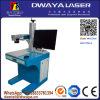 Машина маркировки лазера волокна 30W лазера для горячего сбывания