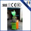 Macchina di fabbricazione capa di cristallo dello stampaggio ad iniezione del cavo verticale della rete da 15 tonnellate