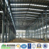 Entrepôt de construction préfabriqué de structure métallique de Maunfactory