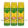 Постучайте вне Tinplate 400ml Oil Based Aerosol Insecticide Spray