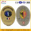 La police militaire faite sur commande d'émail en métal d'emblème de qualité Badge