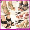 2015 nuevas sandalias llegadas del alto talón con el último diseño para las mujeres en la alta calidad (D0026)