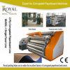 Machine ondulée de feuille de papier cartonné pour la qualité