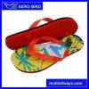 Сандалия тапочек человека PE ладони кокоса пляжа лета
