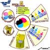 Toner a granel coloreado compatible Powder-1 de la fábrica (H52A/B/E) para HP 1025/1215/2025 de la impresora