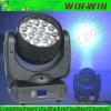Lumière principale mobile du professionnel DEL du faisceau Z19 des produits 4in1 de réglage