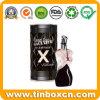 Kosmetischer Zinn-Kasten für Duftstoff-Duft-Öle