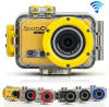 Android Ios SystemとのIP68 Waterproof WiFi Sport Camera1080p