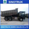 頑丈なHOWO A7 6X4 10の荷車引きのダンプトラック