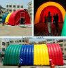 Aufblasbares Colorful Rainbow Tunnel Tent mit Blower (BMTT78)