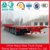 Container Locks를 가진 40ft Flatbed Semi Trailer