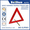 Señal de tráfico reflexiva de la seguridad del coche del triángulo de la seguridad