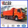 Китайская тележка Tipper HOWO разделяет тележку сброса 6X4 30t тяжелую