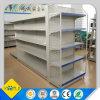 Feito em prateleiras claras do supermercado do dever de China