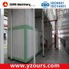 Nuova macchina di rivestimento della polvere 2015 con il sistema di circolazione di aria calda