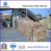 Nuovo Semi-Auto Horizontal Hydraulic Cardboard Baler con Reliable System