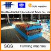 Telhadura do metal da venda da boa qualidade a melhor lamina a formação da maquinaria