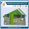 Carte perforée par trou en plastique apurée par GV de membre de PVC