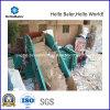 prensa hidráulica semiautomática 37kw para el papel usado