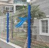 2200mmhx2400mmw曲線の溶接された金網の塀