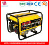 Jogo do gerador da gasolina do poder/gerador da gasolina para a fonte de alimentação da construção