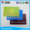 RFID que obstrui o fabricante do cartão de crédito esperto